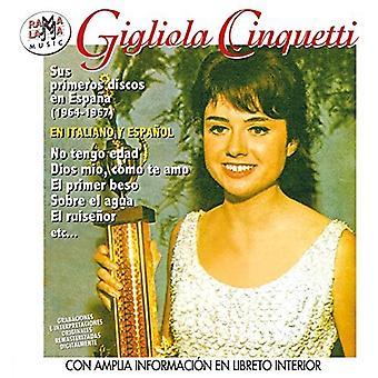 Sus Primeros Discos En Espana (1964-1967) [CD] USA import