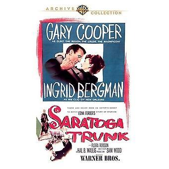 Saratoga Trunk [DVD] USA importerer