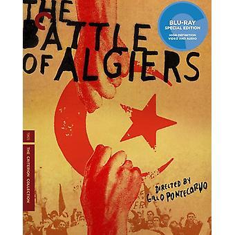 Slaget om Algier [BLU-RAY] USA importerer