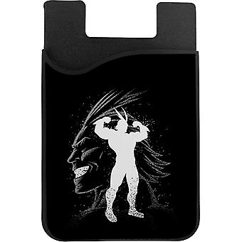 Encre All Might My Hero Academia Phone Card Holder