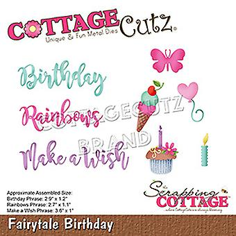 Scrapping Cottage Fairytale Birthday