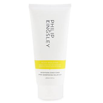 Philip Kingsley Body Building Weightless Conditioner (Hydrates Shorter Fine, Flat, Flyaway Hair) 200ml/6.76oz