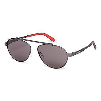Ducati Unisex Sunglasses Aviator Style Metal Frame Tinted Lenses