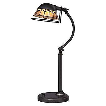 Elstead - LED 7 Lampe de bureau légère Bronze impérial
