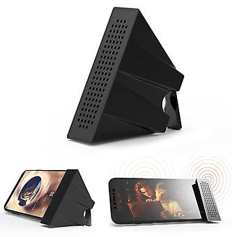 Portable Mobile Phone Loudspeaker - Holder Sound Amplifier Bracket