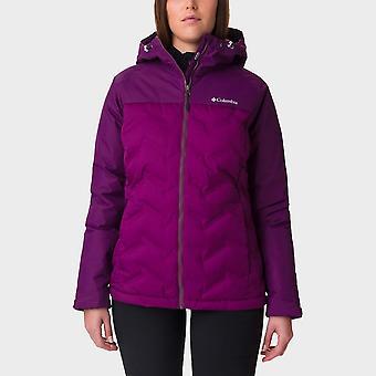 New Columbia Women's  Grand Trek Down Jacket Purple