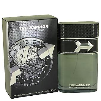 Armaf The Warrior Eau De Toilette Spray Por Armaf 3.4 oz Eau De Toilette Spray