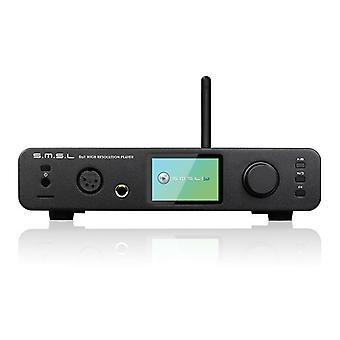 Hi-res Digital Player Es9018q2c Dac 32bit/384khz Dsd 256 Two-way