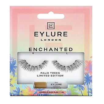Eylure Enchanted Limited Edition False Eyelashes - Palm Trees (adhesive Included)