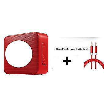 Bærbar vandtæt trådløs Bluetooth-højttaler