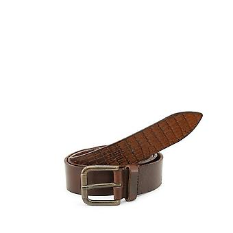 Emporio Armani -BRANDS - Accessories - Belt - Y4S233YDY0D80005 - Men - saddlebrown - 95