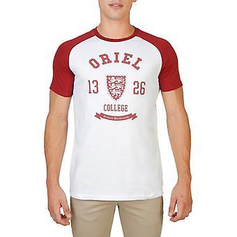 Oxford university men's t-shirt - oriel-raglan-mm