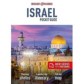 Insight Guides Pocket Israel (Travel Guide with Free eBook) (Insight Pocketa� Guides)