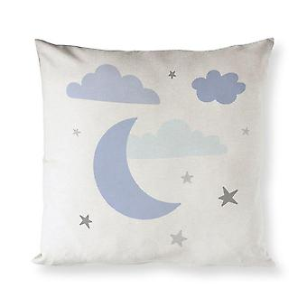 Cotton Canvas Baby Pillow Cover