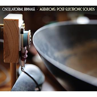 Agitations: Post-Electronic Sounds [CD] USA import
