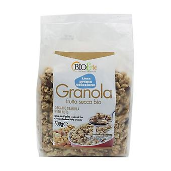 Dried Fruit Granola None