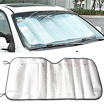 Universal Front Rear Car Window Sunshade Visor Windshield Cover