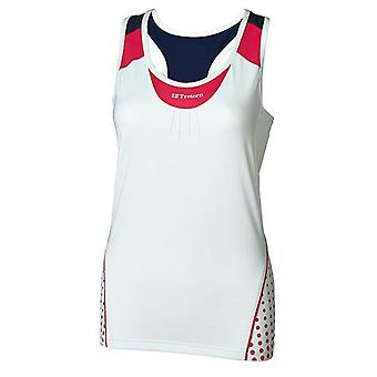 Tretorn Womens Performance Tank Training Gym Vest White 475539 34