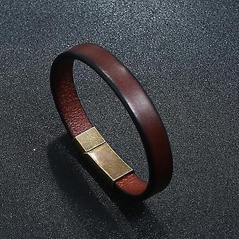 Bracelet en cuir Multicolocr