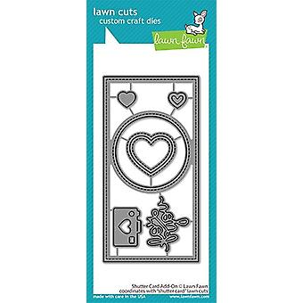 Lawn Fawn Shutter Card Add-On Sterft