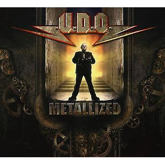 U.D.O. - metalliserat-det bästa av [CD] USA import