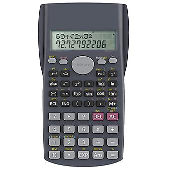 Helect h1002 calculator, school calculator, two line scientific calculator