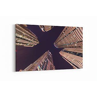 Schilderij - Dubai — 90x60cm