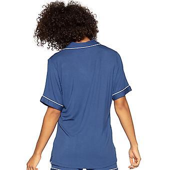 Cyberjammies Libby 4775 Women's Indigo Modal Pyjama Top