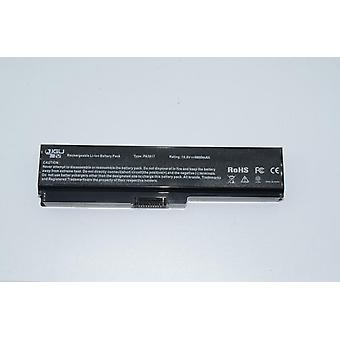 Bateria laptopa do Toshiba Satellite A660 C640 C650 C655 C660 L510 L630 L640