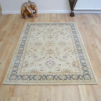 Noble Art Traditional Rugs 65124 192 In Beige And Brown