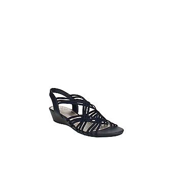 Impo | Roma Stretch Slingback Wedge Sandals