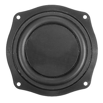 LEORY 4 Inch Loudspeaker DIY Bass Speaker Vibration Membrane Diaphragm Passive Woofer Plate