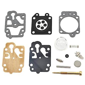 Carburetor Diaphragm Grass Trimmer Gaskets Set Accessories Repair Kit