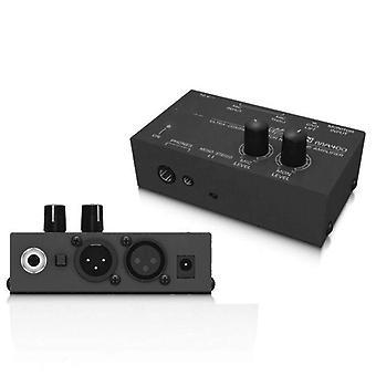 Ma400 Headphone Preamplifier Microphone  (black Bundle 1)