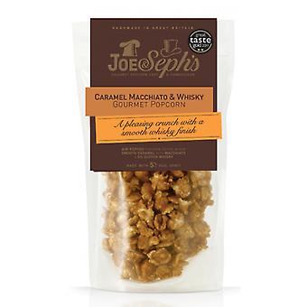 Karamel Macchiato & Whisky Popcorn