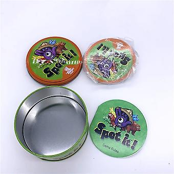 Dobble Harried Petter Spot It And Frozen Cards Game
