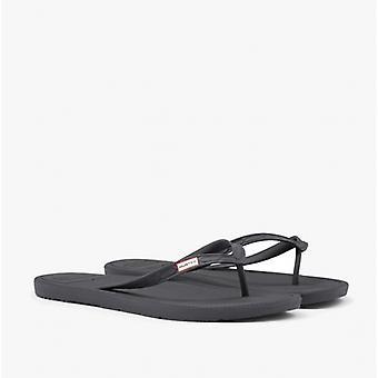 Hunter alkuperäinen flip flop miesten Eva sandaalit musta