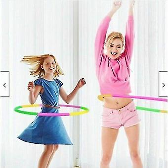 الأطفال & #39&ق هولا هوب 8 قطعة الهيب تدليك الرياضة اللياقة البدنية الجمباز