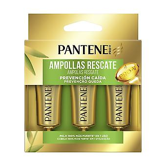 1 minute rescue ampoules fall prevention 3 ampoules of 15ml