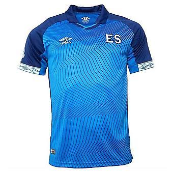 2020-2021 El Salvador Home Shirt