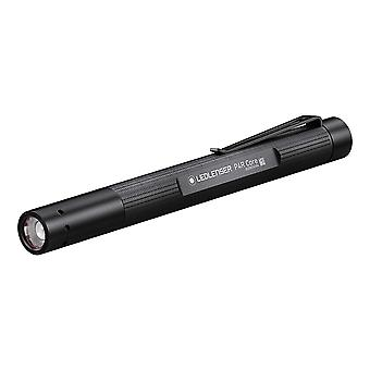 LED Lenser P4R CORE torch - rechargeable flashlight P series - 200 lumens