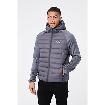 Pre London Hybrid Jacket - Grey