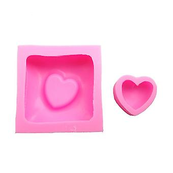 Soap Mold Cake Chocolate Mould Tray Homemade Making DIY Candle Mold Wedding Cake Mold|Soap Molds