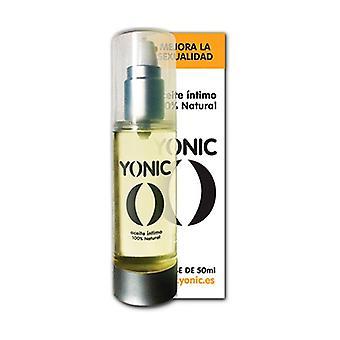 Yonic intim smøreolie til kvinder 50 ml