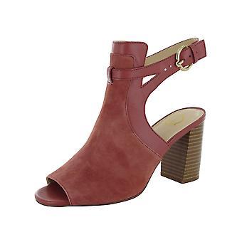 C. Wonder Womens Gemma Peep Toe Bootie Shoes