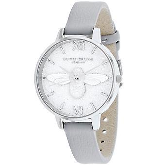 Reloj eco gris para mujeres Olivia Burton - OB16GD52