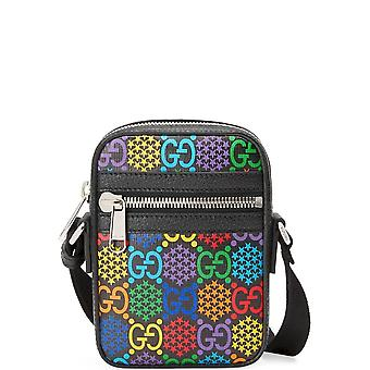 Gucci -BRANDS - Bags - Shoulder Bags - 598103-H20AN-1058 - Unisex - black,green