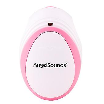 Bærbar føtal doppler baby hjerteslag detektor ultralyd skærm az6630