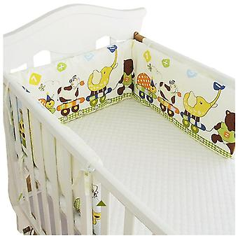 Cotton Baby Safe Bumpers In Crib Cushion For Baby Bed