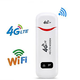 DZK 4G WiFi Router 100Mbps LTE Modem Wireless Hotspot Smartphone iPad PC Laptop  Modem-router kombók